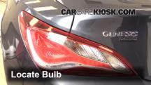 2013 Hyundai Genesis Coupe 2.0T Premium 2.0L 4 Cyl. Turbo Luces