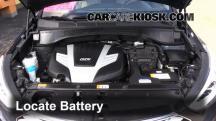 2013 Hyundai Santa Fe GLS 3.3L V6 Battery