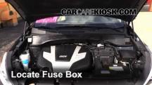 2013 Hyundai Santa Fe GLS 3.3L V6 Fuse (Engine)