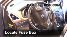 2013 Hyundai Santa Fe GLS 3.3L V6 Fusible (interior)