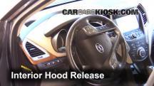 2013 Hyundai Santa Fe GLS 3.3L V6 Belts