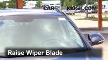 2013 Hyundai Santa Fe GLS 3.3L V6 Escobillas de limpiaparabrisas delantero
