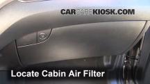 2013 Hyundai Santa Fe Sport 2.4L 4 Cyl. Air Filter (Cabin)