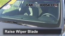 2013 Hyundai Santa Fe Sport 2.4L 4 Cyl. Escobillas de limpiaparabrisas delantero