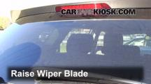 2013 Hyundai Santa Fe Sport 2.4L 4 Cyl. Windshield Wiper Blade (Rear)