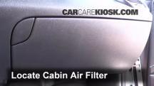2013 Hyundai Veloster Turbo 1.6L 4 Cyl. Turbo Filtro de aire (interior)