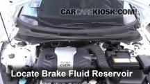 2013 Hyundai Veloster Turbo 1.6L 4 Cyl. Turbo Brake Fluid