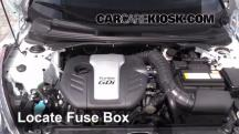 2013 Hyundai Veloster Turbo 1.6L 4 Cyl. Turbo Fuse (Engine)