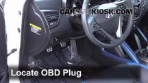 2013 Hyundai Veloster Turbo 1.6L 4 Cyl. Turbo Compruebe la luz del motor