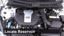 2013 Hyundai Veloster Turbo 1.6L 4 Cyl. Turbo Líquido limpiaparabrisas