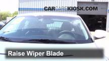 2013 Hyundai Veloster Turbo 1.6L 4 Cyl. Turbo Escobillas de limpiaparabrisas delantero