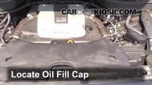 2013 Infiniti FX37 3.7L V6 Aceite