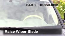 2013 Infiniti FX37 3.7L V6 Windshield Wiper Blade (Front)