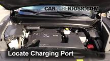 2013 Infiniti JX35 3.5L V6 Air Conditioner