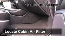 2013 Infiniti JX35 3.5L V6 Air Filter (Cabin)