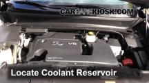 2013 Infiniti JX35 3.5L V6 Coolant (Antifreeze)