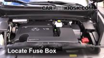 2013 Infiniti JX35 3.5L V6 Fusible (motor)