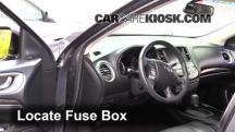 2013 Infiniti JX35 3.5L V6 Fusible (interior)