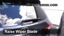 2013 Infiniti JX35 3.5L V6 Windshield Wiper Blade (Rear)