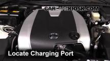 2013 Lexus GS350 3.5L V6 Air Conditioner