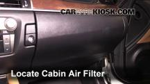 2013 Lexus GS350 3.5L V6 Air Filter (Cabin)