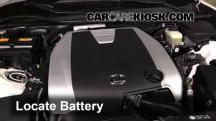 2013 Lexus GS350 3.5L V6 Battery