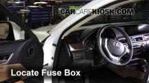 2013 Lexus GS350 3.5L V6 Fusible (interior)