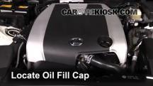 2013 Lexus GS350 3.5L V6 Oil