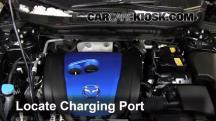 2013 Mazda CX-5 Sport 2.0L 4 Cyl. Aire Acondicionado
