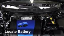 2013 Mazda CX-5 Sport 2.0L 4 Cyl. Battery