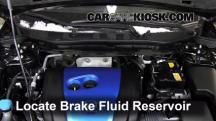 2013 Mazda CX-5 Sport 2.0L 4 Cyl. Brake Fluid