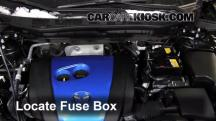 2013 Mazda CX-5 Sport 2.0L 4 Cyl. Fuse (Engine)