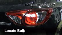 2013 Mazda CX-5 Sport 2.0L 4 Cyl. Luces