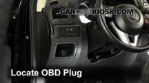 2013 Mazda CX-5 Sport 2.0L 4 Cyl. Compruebe la luz del motor