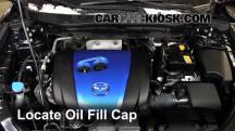 2013 Mazda CX-5 Sport 2.0L 4 Cyl. Oil