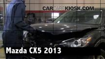 2013 Mazda CX-5 Sport 2.0L 4 Cyl. Review