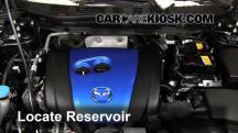 2013 Mazda CX-5 Sport 2.0L 4 Cyl. Líquido limpiaparabrisas