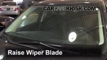 2013 Mazda CX-5 Sport 2.0L 4 Cyl. Escobillas de limpiaparabrisas delantero