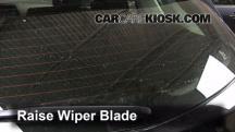2013 Mazda CX-5 Sport 2.0L 4 Cyl. Escobillas de limpiaparabrisas trasero