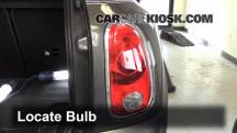 2013 Mini Cooper Countryman S ALL4 1.6L 4 Cyl. Turbo Lights
