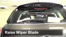 2013 Mini Cooper Countryman S ALL4 1.6L 4 Cyl. Turbo Windshield Wiper Blade (Rear)