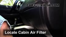 2013 Mitsubishi Outlander Sport ES 2.0L 4 Cyl. Air Filter (Cabin)