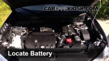 2013 Mitsubishi Outlander Sport ES 2.0L 4 Cyl. Battery