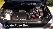 2013 Mitsubishi Outlander Sport ES 2.0L 4 Cyl. Fusible (motor)