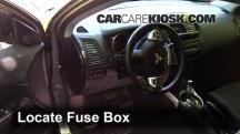 2013 Mitsubishi Outlander Sport ES 2.0L 4 Cyl. Fusible (interior)