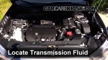 2013 Mitsubishi Outlander Sport ES 2.0L 4 Cyl. Líquido de transmisión