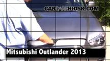 2013 Mitsubishi Outlander Sport ES 2.0L 4 Cyl. Review