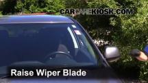 2013 Mitsubishi Outlander Sport ES 2.0L 4 Cyl. Escobillas de limpiaparabrisas delantero