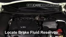 2013 Nissan Maxima SV 3.5L V6 Brake Fluid