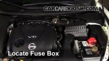 2013 Nissan Maxima SV 3.5L V6 Fuse (Engine)